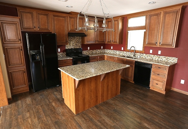 Picture Of Schult Richmond Mobile Home Of Kitchen