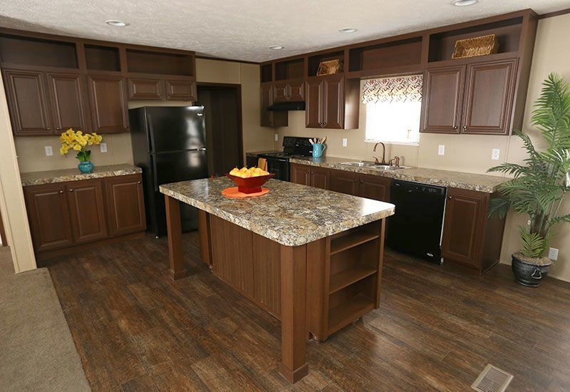 Solution SLT28603A Mobile Home Kitchen