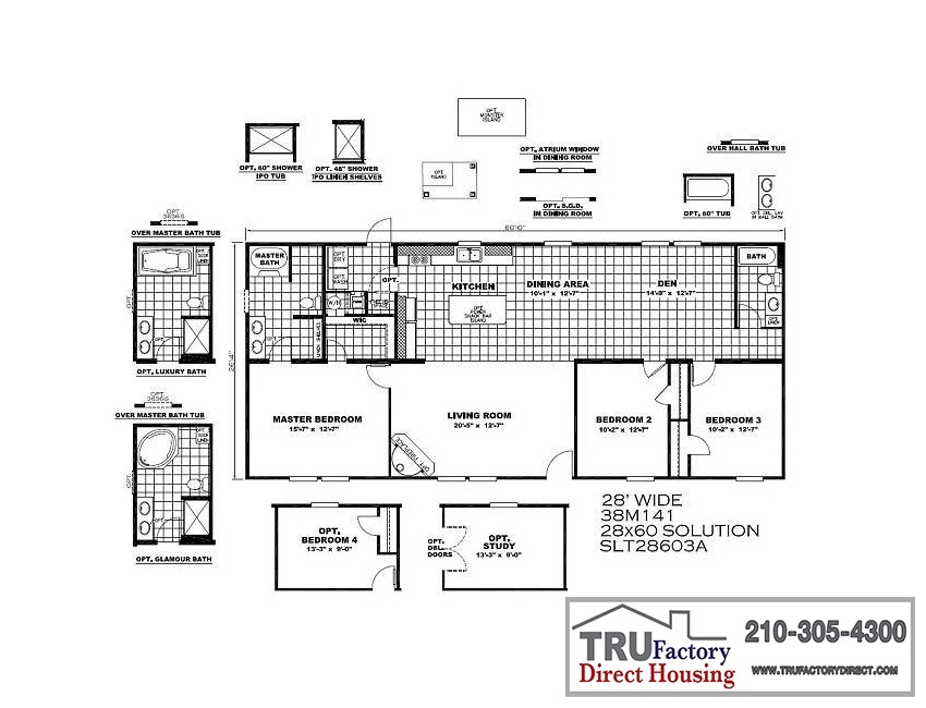 The Solution Manufactured Home