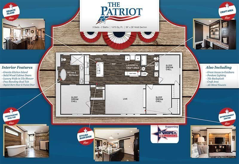 The 3/2 Patriot