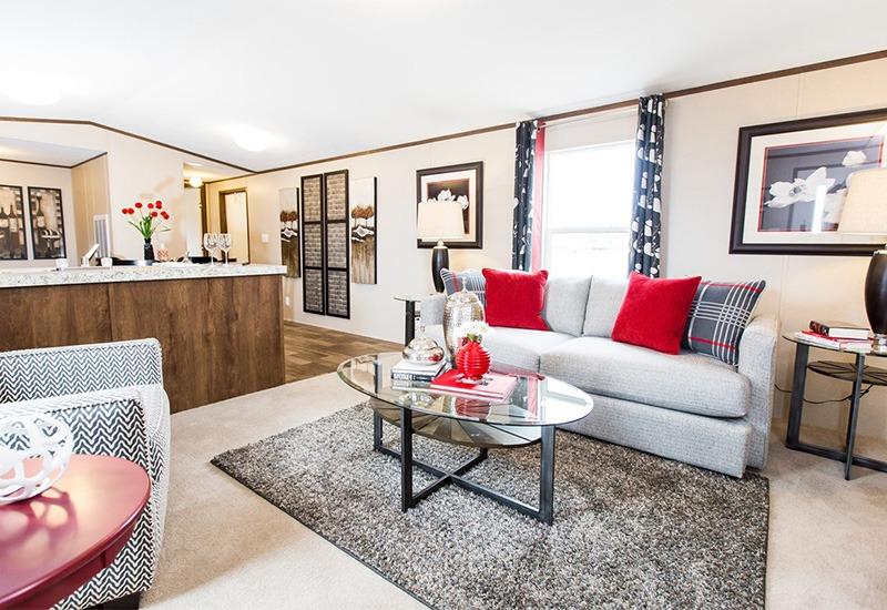 TruMH – Steal I / Elation Mobile Home Living Room