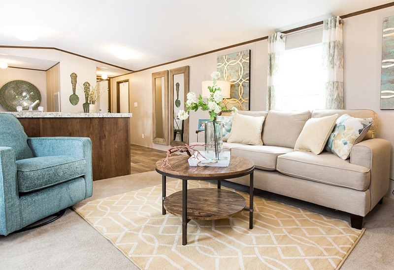 TruMH – Pep / Delight Mobile Home Living Room
