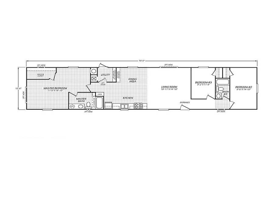 Fleetwood Weston – 16763U-FP