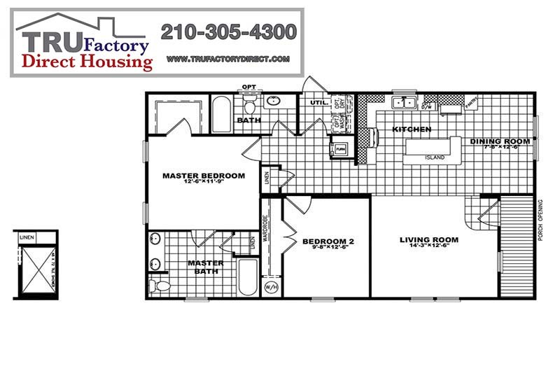 Mobile Homes For Sale In Midland Tx Tru Factory Direct