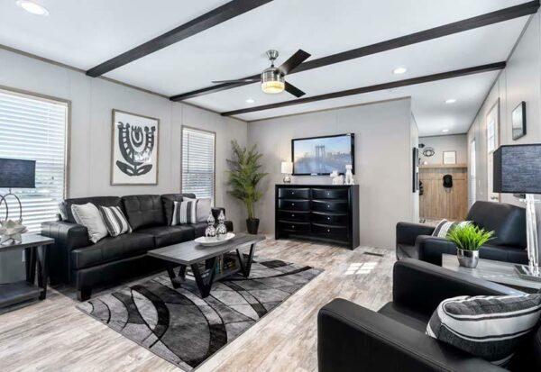 Inspiration - Mobile Home - Living Room