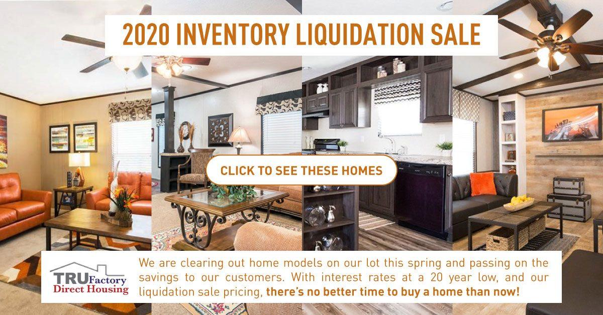 2020 liquidation inventory