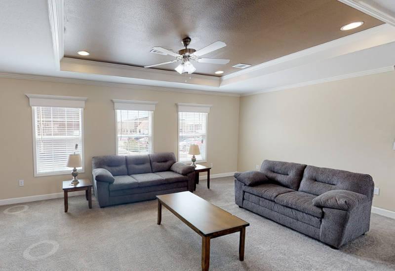 Meridian Cook - S76E- Living Room